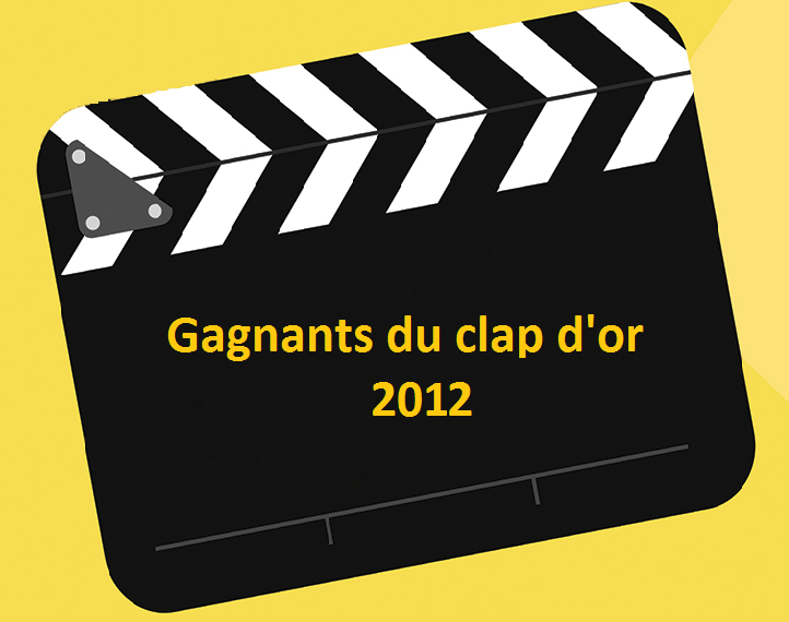 Clap d'or 2012