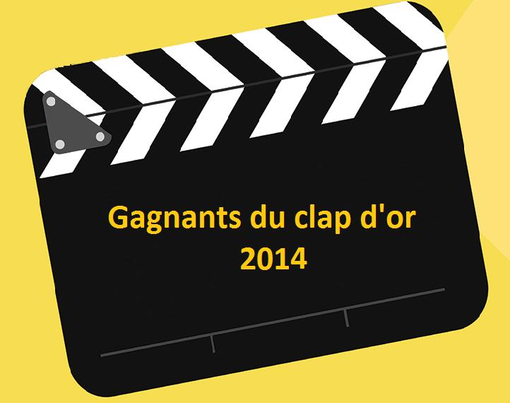 Clap d'or 2014